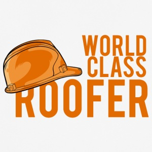 Dachdecker: World Class Roofer - Männer T-Shirt atmungsaktiv