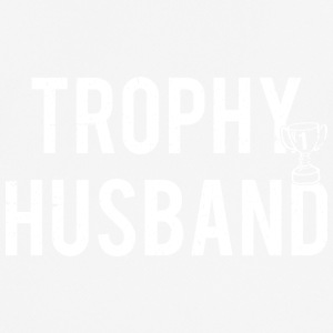 Trophy Husband - Pustende T-skjorte for menn