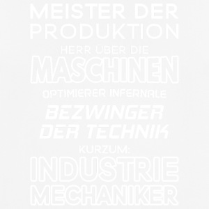 Industriemechaniker / Industriemechanikerin - Männer T-Shirt atmungsaktiv