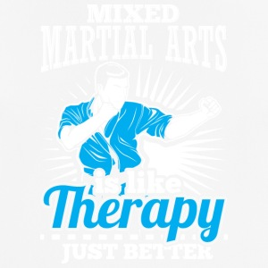 MMA THERAPY - Men's Breathable T-Shirt