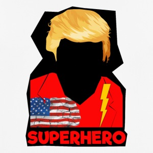 Super Donald / Orange Trump Tear-tearing - mannen T-shirt ademend