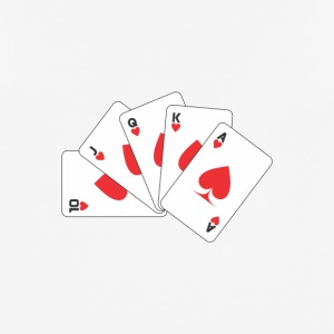 playing card - Men's Breathable T-Shirt
