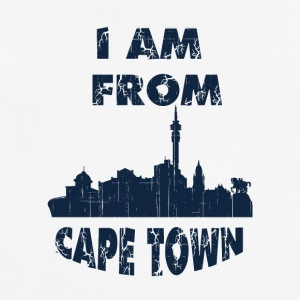 Cape town I am from - Men's Breathable T-Shirt