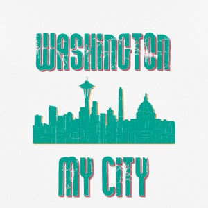 Washington MY CITY - T-shirt respirant Homme