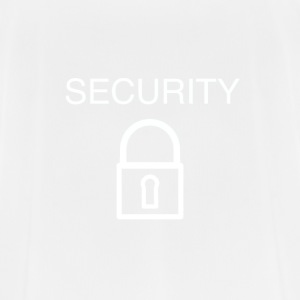 logo security - T-shirt respirant Homme
