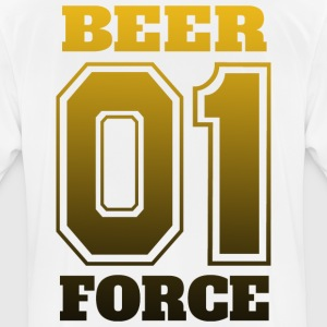 Force Beer 01 - Partyteam N1 - T-shirt respirant Homme