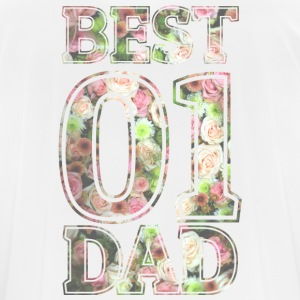 Best Dad - Männer T-Shirt atmungsaktiv