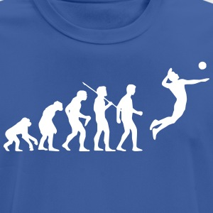 volleyball evolution - Men's Breathable T-Shirt