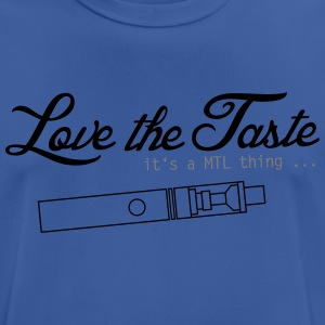 Love the Taste - MTL Motif - Men's Breathable T-Shirt