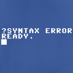 ?SYNTAX ERROR - Men's Breathable T-Shirt