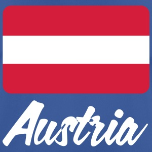 National Flag Of Austria - Men's Breathable T-Shirt