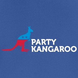Political Party Animals: Kangaroo - Men's Breathable T-Shirt