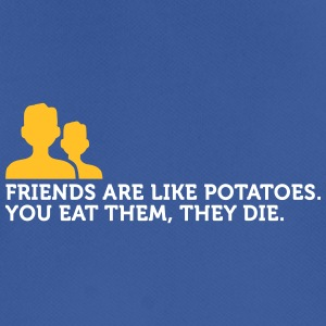 Friends Are Like Potatoes - Men's Breathable T-Shirt