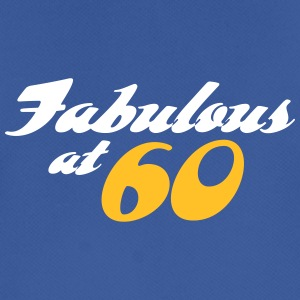 60 Years Of Age And Fabulous! - Men's Breathable T-Shirt