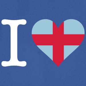 I Love England - Men's Breathable T-Shirt