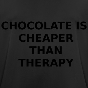 CHOCOLATE THERAPY - Men's Breathable T-Shirt
