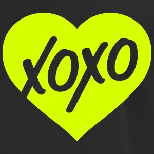 coeur XOXO - T-shirt respirant Homme