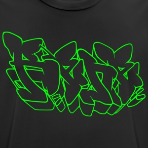 "Graffiti Name ""Rene"" AllroundDesigns - Men's Breathable T-Shirt"