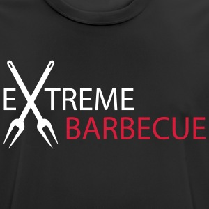 Extreme Barbecue - Men's Breathable T-Shirt