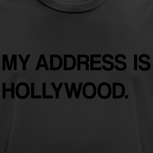 conception hollywood - T-shirt respirant Homme