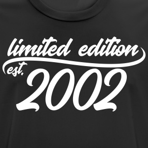 Limited Edition 2002 est - Pustende T-skjorte for menn