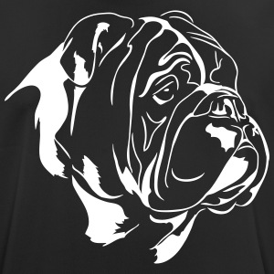 ENGLISH BULLDOG - ENGLISH BULLDOG - Men's Breathable T-Shirt