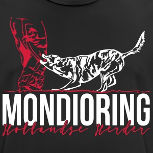 HOLLANDSE HERDER MONDIORING - Men's Breathable T-Shirt