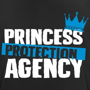 Princess Protection Agency - vaderdag - mannen T-shirt ademend