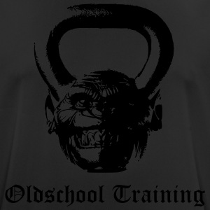 Oldschool Kettlebell Formation - T-shirt respirant Homme