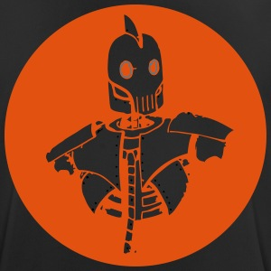 Logo Robot steampunk - Men's Breathable T-Shirt