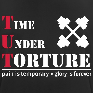 Time under torture - Men's Breathable T-Shirt