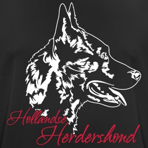 HOLLANDSE HERDERSHOND - Men's Breathable T-Shirt