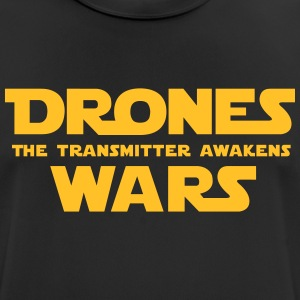 The drones wars - Men's Breathable T-Shirt