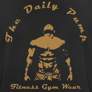The Daily Pump - Herre T-shirt svedtransporterende