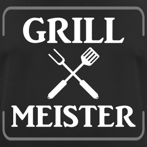 Grill Master - Men's Breathable T-Shirt