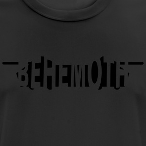 Armored behemoth Dark Vector - Men's Breathable T-Shirt