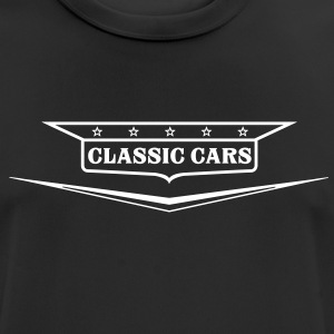 Classic Cars - Men's Breathable T-Shirt