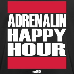 Adrenalin Happy Hour - Männer T-Shirt atmungsaktiv