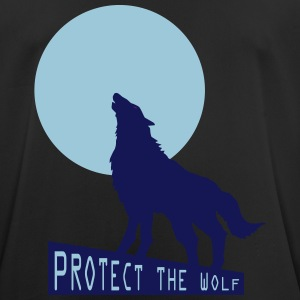Wolf wolf - Men's Breathable T-Shirt