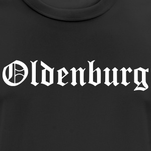 Oldenburg - Männer T-Shirt atmungsaktiv