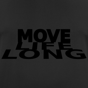 Move life long - Men's Breathable T-Shirt