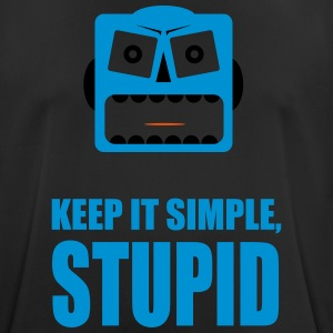 Keep it simple, stupid - Men's Breathable T-Shirt