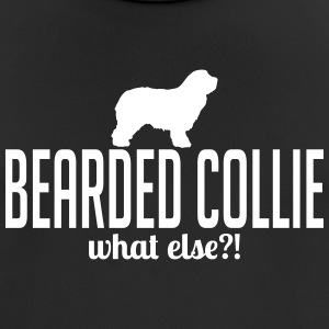 Bearded Collie whatelse - mannen T-shirt ademend
