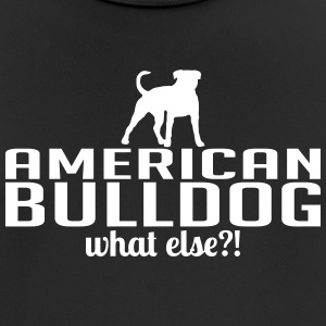 AMERICAN BULLDOG what else - Men's Breathable T-Shirt