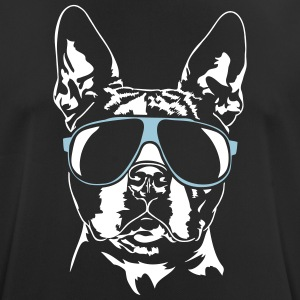 Boston Terrier koel - mannen T-shirt ademend
