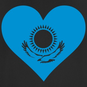 A Heart For Kazakhstan - Men's Breathable T-Shirt