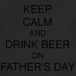 KEEP CALM AND DRINK BEER ON FATHER'S DAY - Men's Breathable T-Shirt