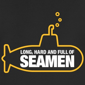 Long, Hard And Full Of Seamen! - Men's Breathable T-Shirt