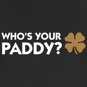 Wie is jouw Paddy? - mannen T-shirt ademend