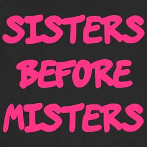 Sisters before Misters - Men's Breathable T-Shirt
